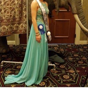 Jovani formal dress, prom size 0